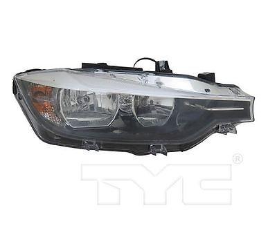 Halogen Headlight Headlamp Pair Set for BMW 3 Series Sedan Station Wagon
