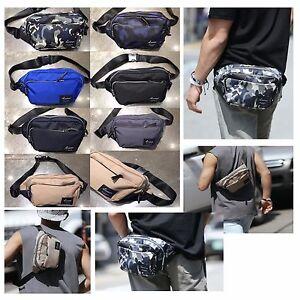 Waist Fanny Pack Cross Shoulder Bag
