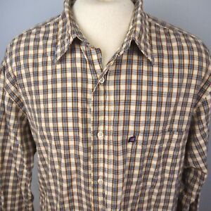 49951420 Details about Polo Jeans Co Mens Ralph Lauren Plaid Long Sleeve Button  Shirt XL X-Large
