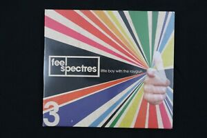 Feel Spectres Little Boy With The Raygun New Sealed CD