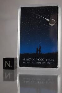 OLDEST MATERIAL ON EARTH Jbilet Winselwan fresh CM2 rare meteorite Great Gift ! cmZwJGEx-09152837-509260917