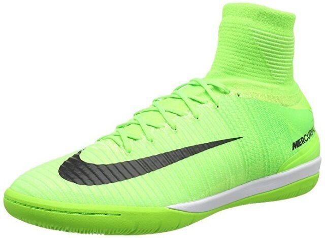 Nike MercurialX Proximo II Nike MercurialX Proximo II 2 DF IC Soccer Electric Green Sz 8.5 ...