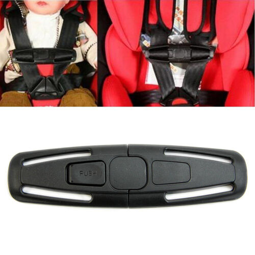 Baby Auto Car Seat Strap Child Toddler Chest Harness Clip Safe Schnalle Pro~//