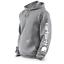 Authentic-CARHARTT-Hooded-Sweatshirt-Men-039-s-Signature-Sleeve-Logo-H-Gray-4XL-Tall thumbnail 1