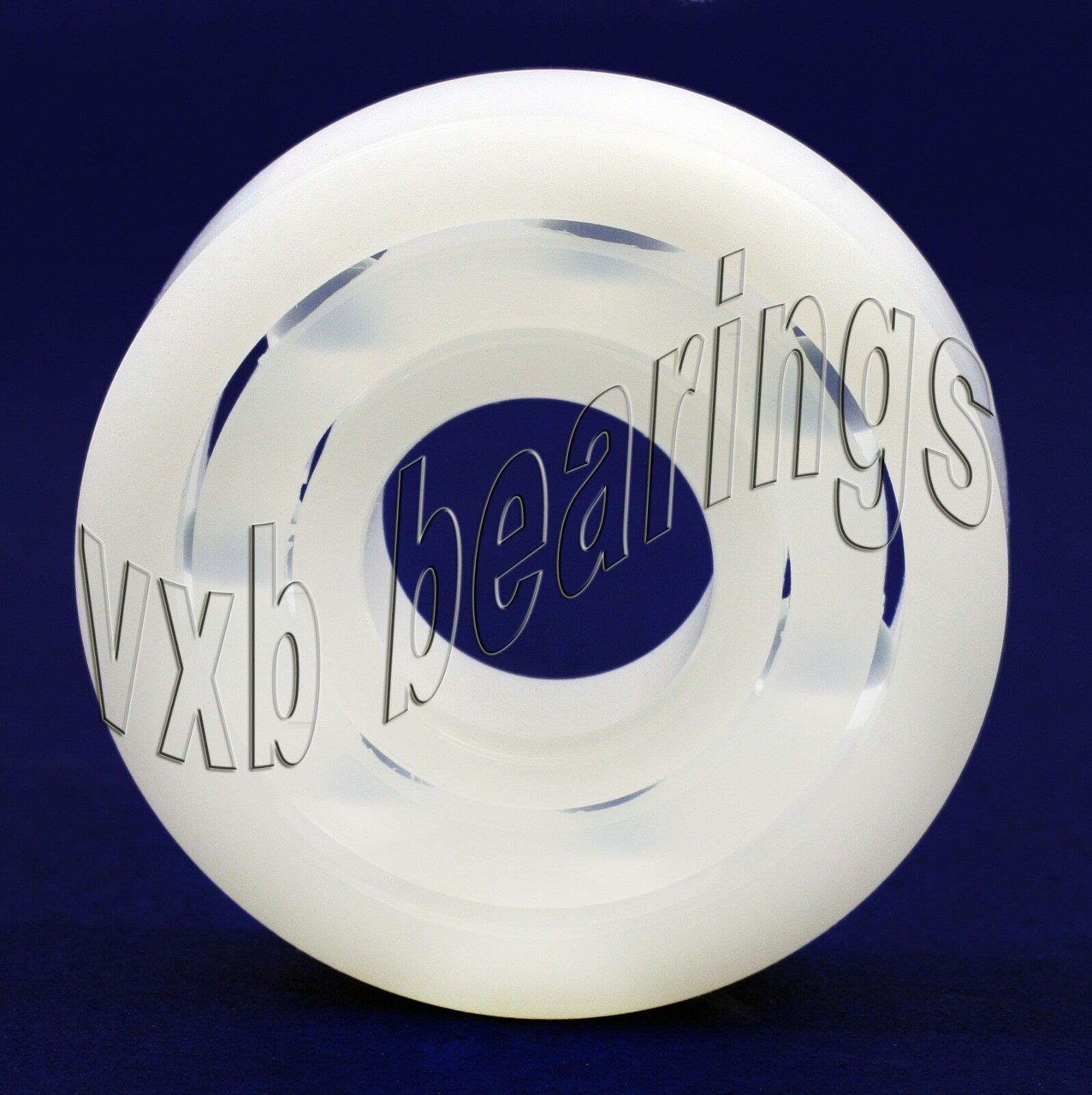 Plastic Bearing POM 6003 Glass Balls 17x35x10 Ball Bearings 12332