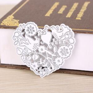 Heart-shaped-Metal-DIY-Cut-Die-Stencil-Scrapbook-Album-Paper-Card-Emboss-Craf-DM