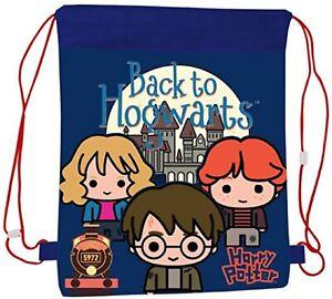 Harry Potter Back To Hogwarts School PE/Gym Drawstring Bag