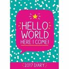 Official Classic Happy Jackson 2017 A5 Spiral Diary
