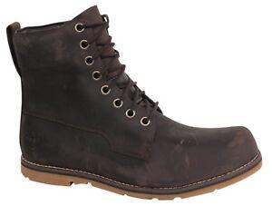 Timberland-Bartram-15-2cm-PT-Cordones-Impermeable-Hombre-Botas-de-piel-a17er