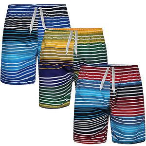 Pantalones-cortos-de-natacion-para-hombre-Cintura-Elastica-Verano-Board-que-ejecute-Gimnasio