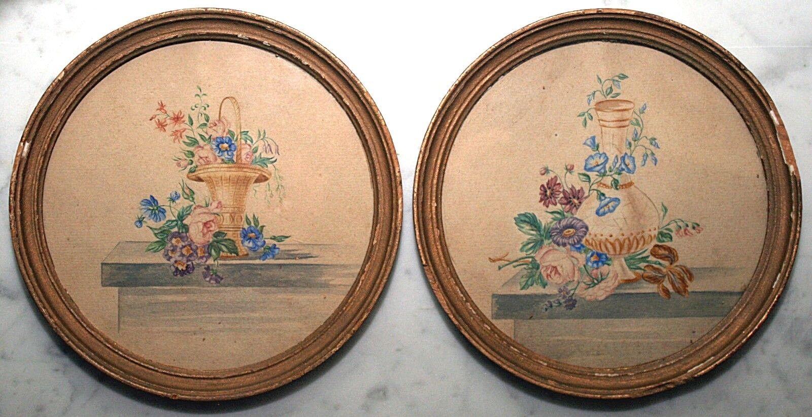 Pr miniature Painting, dollhouse, watercolor, Victorian