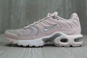 Details about 43 Youth Nike Air Max Plus TN Tuned 1 GS Pink Grey scarpa 718071 600 5Y 6Y 7Y