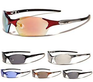 Nuevo-Xloop-Hombres-O-Mujeres-Gafas-Sol-Deporte-Disenador-Envolvente-100-UV400