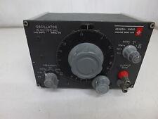 General Radio Type 1309 A 10hz 100khz Oscillator