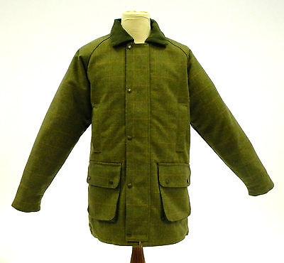 New English Black Long Stockman Wax Riding Jacket Coat XS S M L XL XXL XXXL