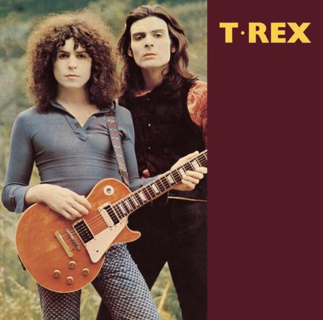 T.Rex Self-Titled CD NEW SEALED Ride A White Swan/One Inch Rock/Beltane Walk+