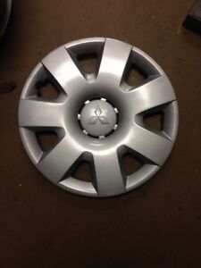 1-ORIGINAL-Lancer-Outlander-HUBCAP-WHEELCOVER-16-034-Hub-Cap-Wheel-Cover-2007-2008
