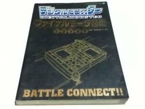 Digimon-Digital-Monster-Final-data-illustrated-art-book-1-2-3-4-5-TA