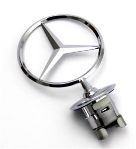 Stern-capo-emblema-logotipo-resorte-presupuestaria-para-mercedes-benz-w213-212-s213-212-2015