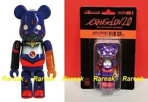 Medicom-2015-Be-rbrick-Evangelion-3-EVA-100-Test-Type-Awake-Bearbrick-1pc
