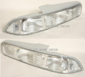 HONDA ACURA INTEGRA Dr Door Hatchback Rear Tail Lights Lamps CLEAR - 1999 acura integra tail lights