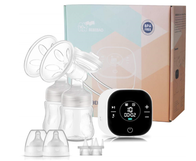 Evenflo SIMPLY GO DUAL Electric Breast Pump BRAND NEW SEALED