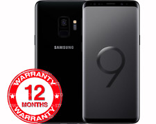 Samsung Galaxy S9 SM-G960F - 64GB - (Unlocked) Smartphone Various Colours Grades