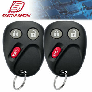 Replacement-for-Chevy-Avalanche-Tahoe-2003-2004-2005-2006-Remote-Car-Key-Fob