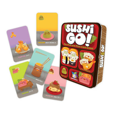 Sushi Go! Card Game NEW