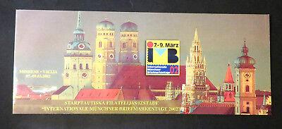 Olymp.winterspiele 2002 Ruf Zuerst Mi.nr Postfrisches Markenheftchen p1175 565