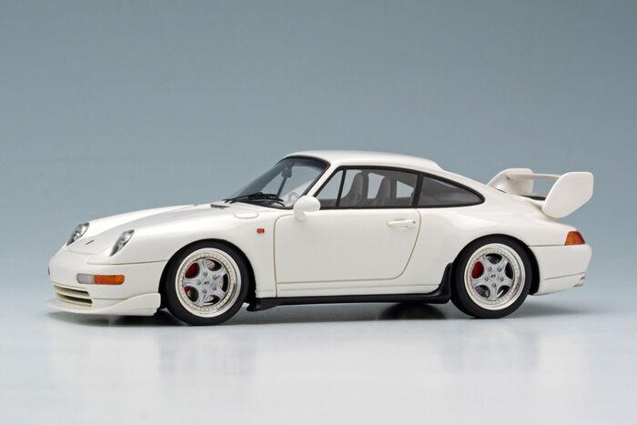 Makeup  VISION VM096D 1 43 Porsche 911 (993) RS 1995 (japan Ver) vit