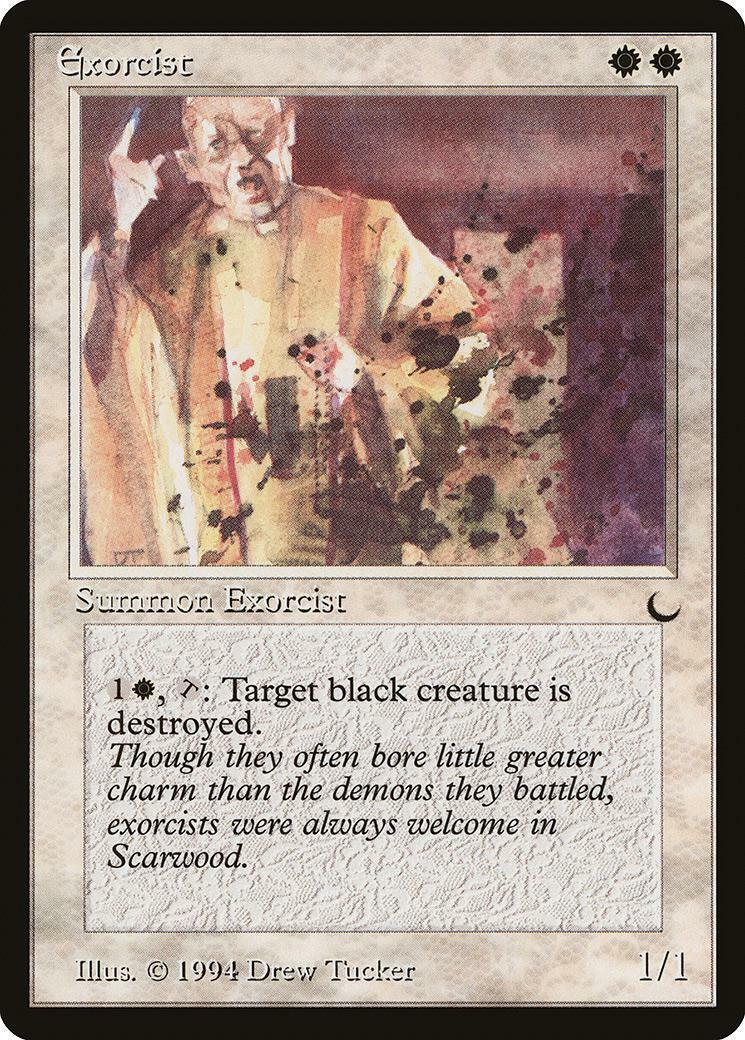 Mtg - esorcista - exorzisten - l'oscurit à   nsf3