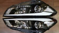 (Fits: Hyundai 2016+ TUCSON TL) OEM Genuine Projection Head Light Lamp