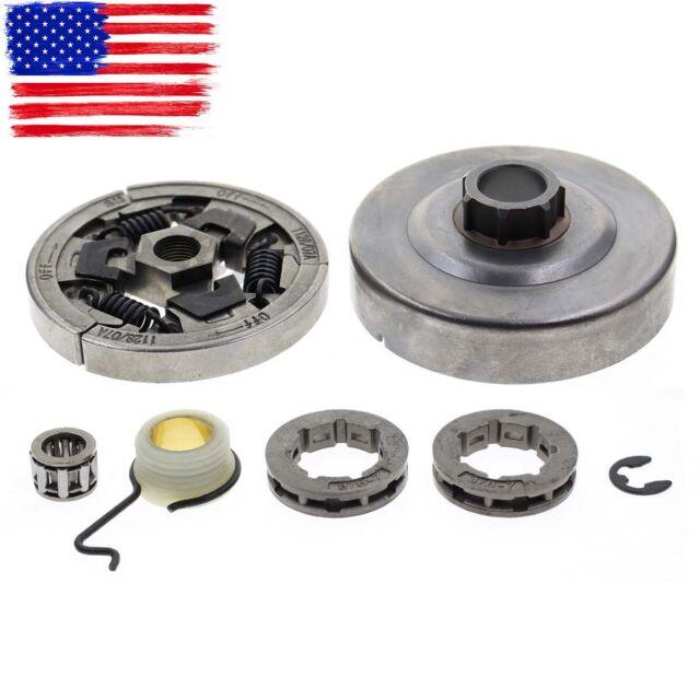 Clutch Drum Sprocket Rim Bearing Kit For STIHL MS361 044 046 MS440 MS460