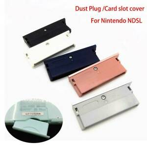 Slot-2-Dust-Cover-Door-For-Nintendo-DS-Lite-NDSL-amp-Game-Boy-Advance-GBA
