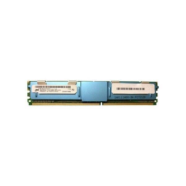Micron 8GB (2x4GB) 2Rx4 MT36HTF51272FZ PC2-5300F Server RAM