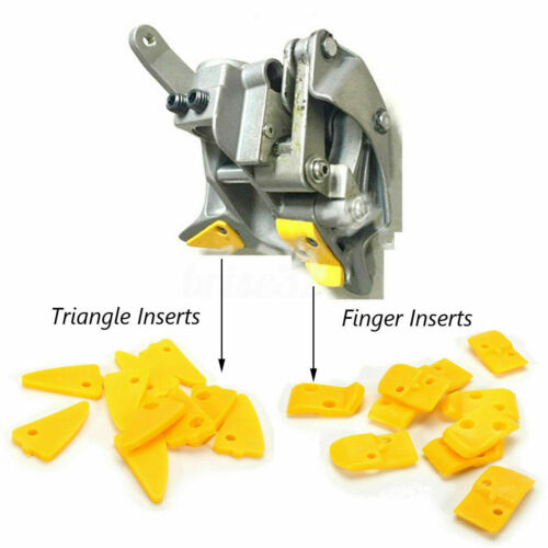 20Qty Yellow Plastic Leverless Inserts Protector For Corghi//Hunter Tire Changer