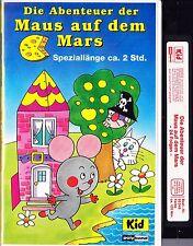 VHS Die Abenteuer der Maus auf dem Mars - 24 Folgen - FSK 0 - Polyband