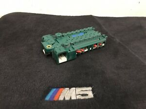 BMW OEM E39 REAR TRUNK STORAGE JUNCTION TERMINAL BATTERY CONNECTION ...