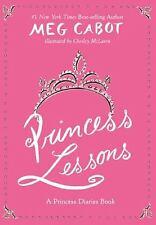 Princess Lessons (A Princess Diaries Book), Meg Cabot, Good Condition, Book