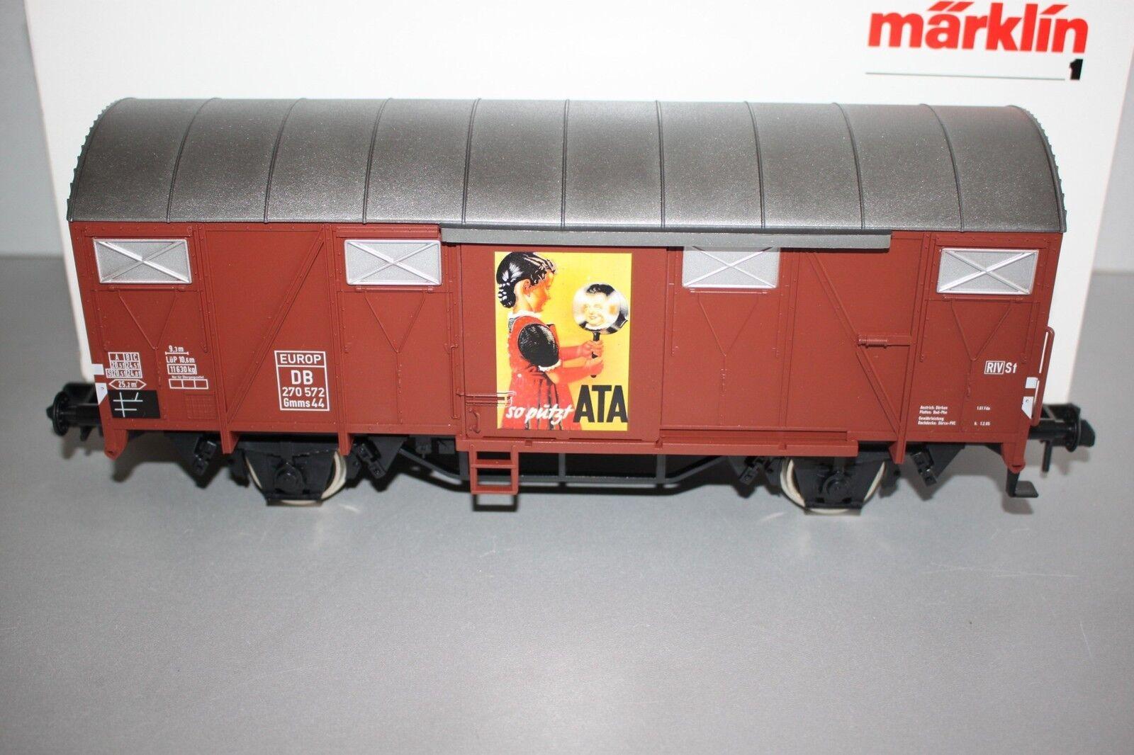 Märklin 58267 2-camion festa carri merci