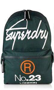 School Backpack moins cher ᄄᄂ dos cadeau Ladies Boys Superdry Sac rdxCshtQ