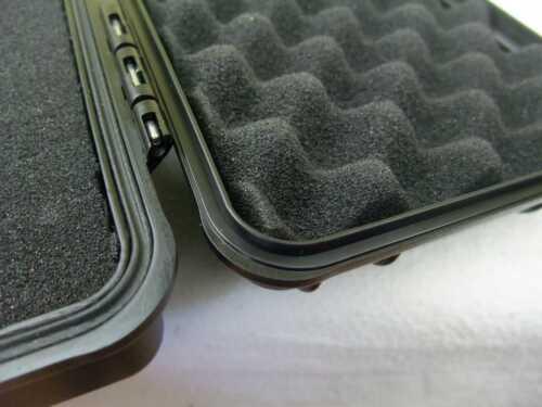 Strahlwasserdichter Kunststoff Koffer Koffercase IP65 Transportbox WP Safe Box 6