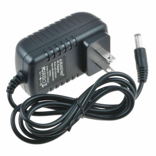 AC Adapter for DMX DJ LC-512X 2.4G Wireless DMX512 System Transmitter Power Cord
