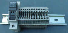 Allen Bradley 1492 J3ampj4 Terminal Block With Fuse Holder 1492 Fb1c30 On Din Rail