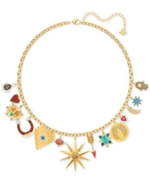 Swarovski Lucky Goddess Charms Necklace 5451263