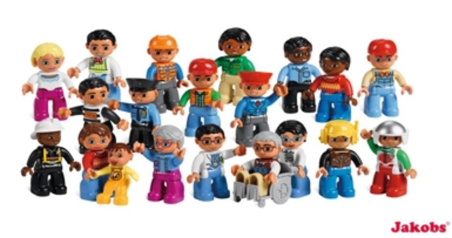 LEGO® LEGO® LEGO® DUPLO® Leute und Berufe Set 5010 898616