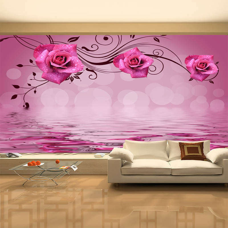 Vortical Pure Vines 3D Full Wall Mural Photo Wallpaper Printing Home Kids Decor