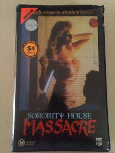 VHS-RARE-FIND-HORROR-SORORITY-HOUSE-MASSACRE-1987-CBS-FOX-RELEASE-IN-CLAM