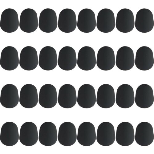 32 Pieces Mouthpiece Cushion 0.8 mm Mouthpiece Patches for Alto and Tenor Sax...